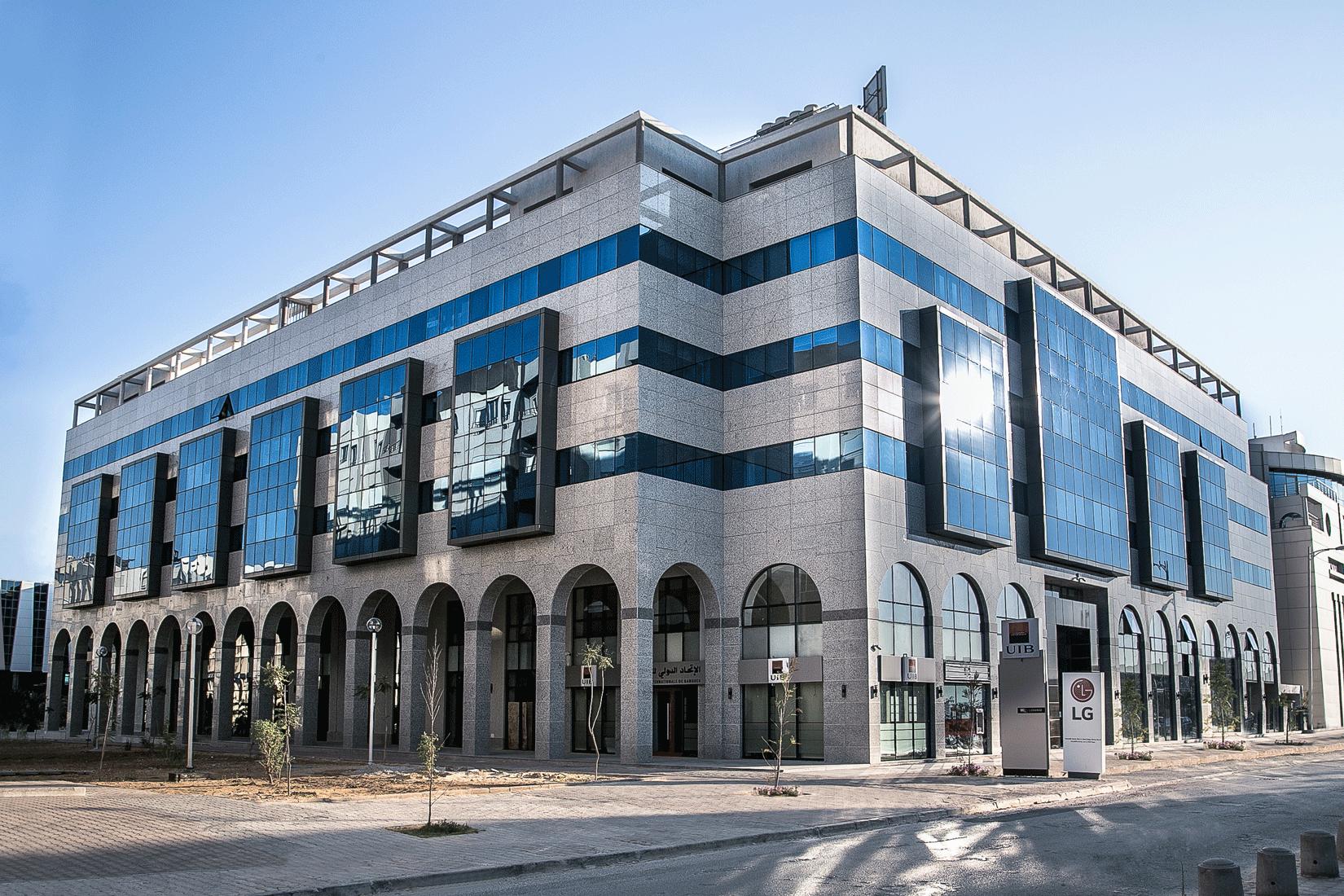 Immeuble à usage Bureautique