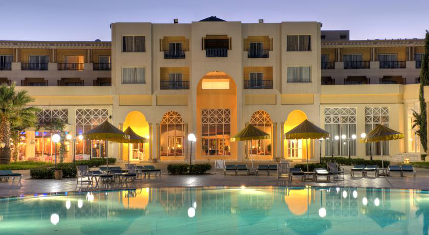 HOTEL CORINTHIA KHAMSA Tunis